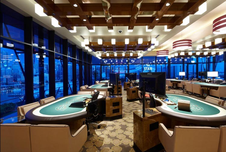 Crown Casino High Rollers